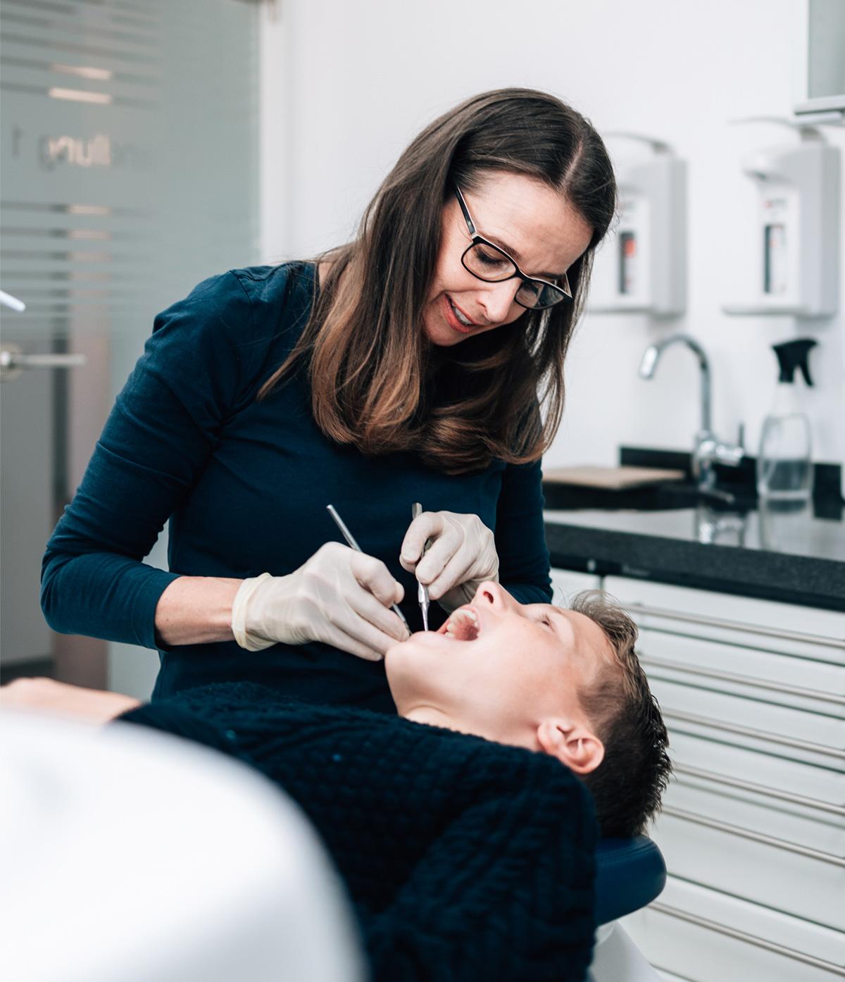 Zahnärzte Kuhnke Bassenheim - Dr. Almuth Kuhnke